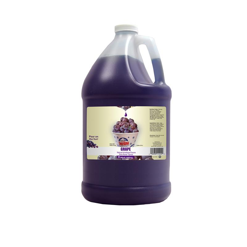 Grape Sno Kone Syrup