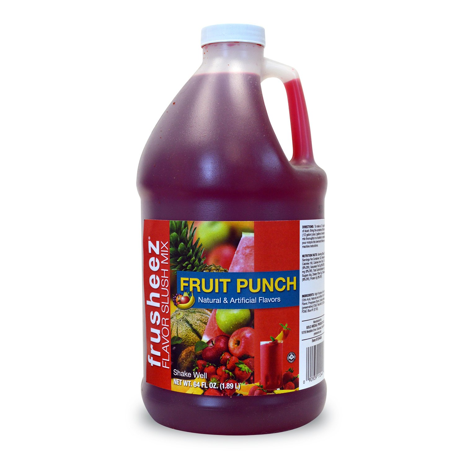 FruitPunch Frusheez Mix