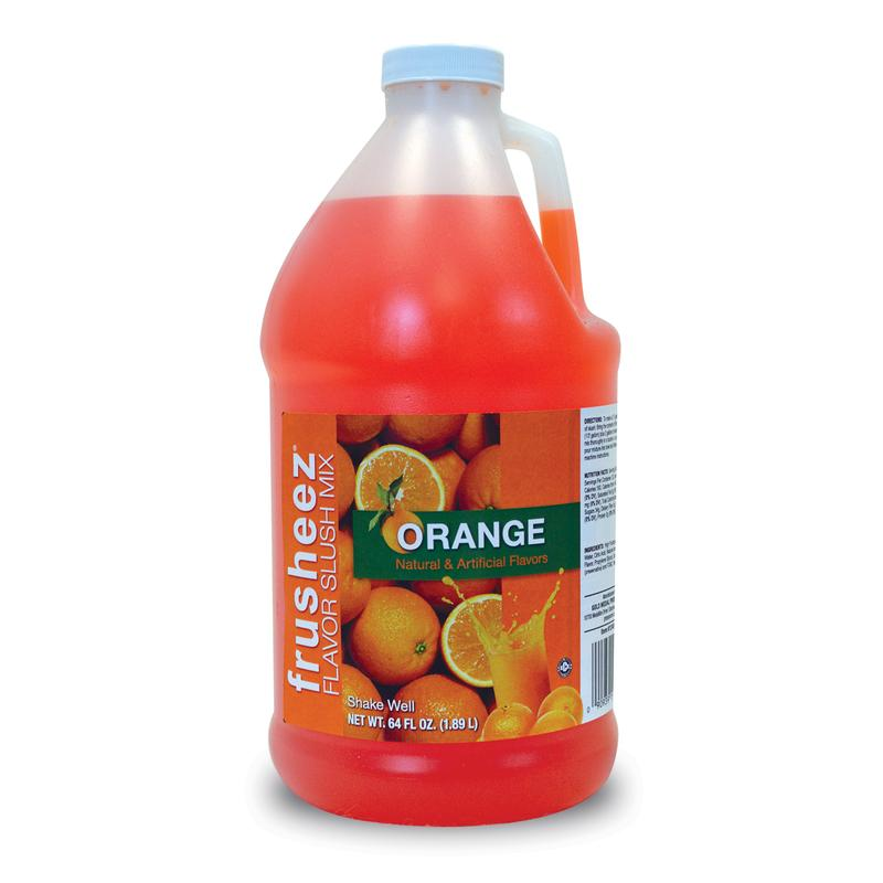 Orange Frusheez Mix