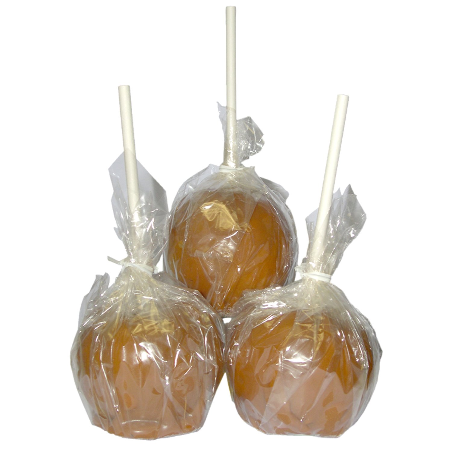 Cello Apple Wraps and Ties